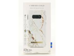 Ideal of Sweden Fashion Samsung Galaxy S10e Carrara Gold