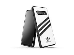Adidas Moulded Samsung Galaxy S10 Weiß/Schwarz