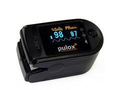 POLOX PO-200 Pulsoximeter schwarz