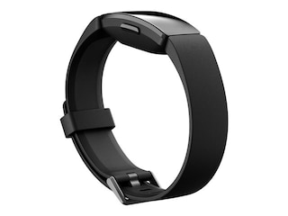 Fitbit Inspire HR, S, L, Schwarz -