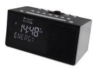 Soundmaster UR 8200SI Radiowecker Silber