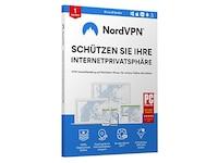 NordVPN Premium VPN Software 6 Geräte 1Jahr Box