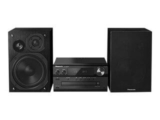 Panasonic SC-PMX94EG-K CD-Mikrosystem mit DAB+ schwarz -