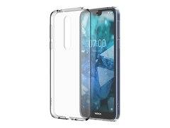Nokia 7.1 - Clear Case CC-170, Transparent