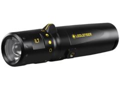 Ledlenser iL7 Yellow Flashlight, Gelb
