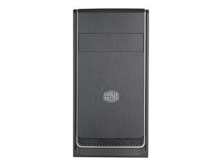 Cooler Master MasterBox E300L schwarz/silber (MCB-E300L-KN5N-B02) -