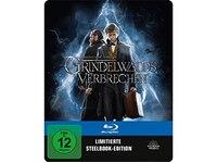 Steelbooks Phantastische Tierwesen: Grindelwalds Verbrechen Steelbook Extended Cut (Blu-ray)