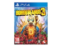 2K Games Borderlands 3 (Deluxe Edition) (PS4)