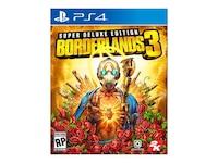 2K Games Borderlands 3 (Super Deluxe Edition) (PS4)