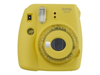 Fujifilm instax mini 9 Clear Yellow -
