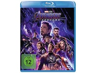 Abenteuer- & Actionfilme Avengers: Endgame (Blu-ray)