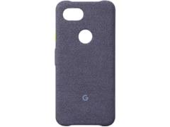 Google Case Iris , Google, Pixel 3a, Kunststoff/Stoff, Dunkelblau