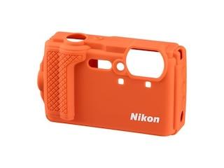 Nikon Oranger Silikonschutz für Coolpix W300 -