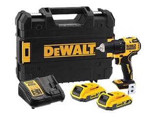 DeWalt DCD 708 D2T 18V Li-Ion (DCD708D2T-QW) -