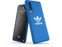 Adidas Moulded Case für Huawei P30 Blau, Weiß