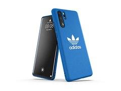 Adidas Moulded Case für Huawei P30 Pro Blau/Weiß