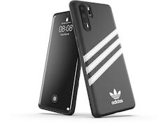Adidas Moulded Case für Huawei P30 Pro Schwarz/Weiß