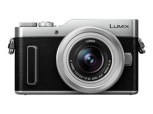 Lumix DC-GX880 3,5-5,6/12-32 Micro Four Thirds schwarz-silber
