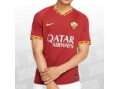 Nike AS Rom 2019/2020 Herren Fußball-Trikot Heim Größe: S