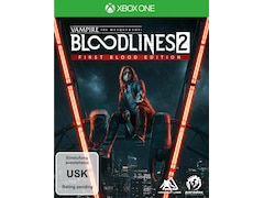 Paradox Vampire: The Masquerade - Bloodlines 2 First Blood Edition (Xbox One)