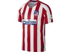 Nike Atletico Madrid 2019/2020 Kinder Fußball-Trikot Heim Größe: 128-137