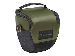 Manfrotto MB MS-H-IGR Street Holster Kameratasche in grün/schwarz -