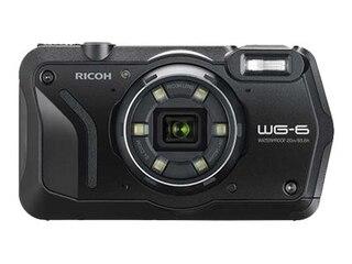 Ricoh WG-6 schwarz -