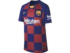 Nike FC Barcelona 2019/2020 Kinder Fußball-Trikot Heim Größe: 128