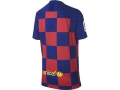 Nike FC Barcelona 2019/2020 Kinder Fußball-Trikot Heim Größe: 164