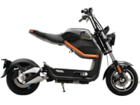 Forca Sport 5002221 MIKU MAX E-Roller (10 Zoll, Schwarz)