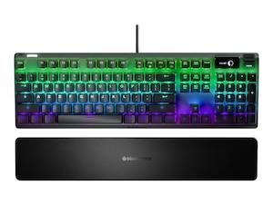 Apex Pro Gaming Tastatur, OmniPoint Switche, kabelgebunden