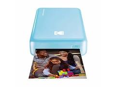 Kodak MP2-BL Mini Fotodrucker 4 Pass D2T2-Technologie blau