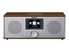 Lenco DIR 170 WA, Internetradio Holz