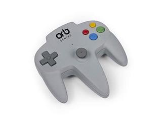 Thumbs Up ORB-Retro Arcade Controller inkl. 200 Spiele grau -