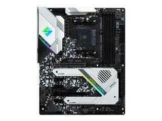 ASRock X570 Steel Legend, AMD X570 - Sockel AM4 (90-MXBAR0-A0UAYZ) -