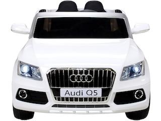 Actionbikes Audi Q5 SUV Elektroauto weiß -