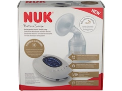 NUK Nature Sense - elektrische Milchpumpe mit Akku-Betrieb (10252130)