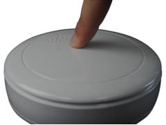 Smartwares RM218 10-Jahres- Rauchmelder Weiß