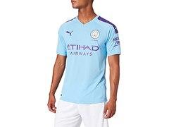 Puma Manchester City 2019/2020 Herren Fußball-Trikot Heim Größe: XXL