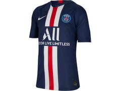 Nike Paris Saint-Germain 2019/2020 Kinder Fußball-Trikot Heim Größe: 122-128