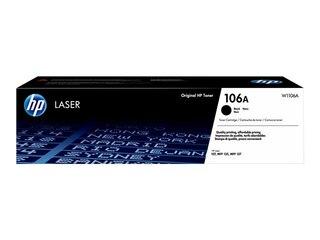 HP W1106A / 106A Original Toner Schwarz für ca. 1.000 Seiten -