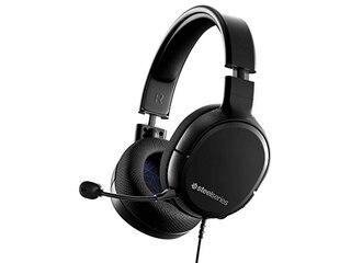 SteelSeries Arctis 1 Schwarz für PlayStation (Over-Ear) -