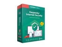 Kaspersky Internet Security 2020 3 Geräte 1 Jahr Mini-Box, Deutsch (KL1939G5CFS-20)