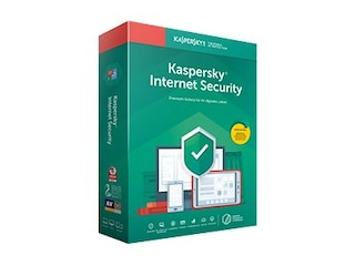 Kaspersky Internet Security 2020 3 Geräte 1 Jahr Mini-Box, Deutsch (KL1939G5CFS-20) -