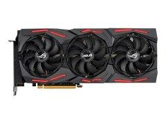 Asus AMD Radeon ROG Strix RX 5700 XT OC Gaming Grafikkarte 8GB GDDR6 (90YV0D90-M0NA00)