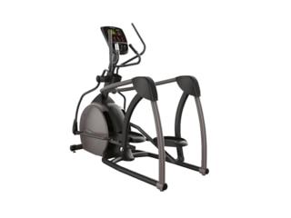 Vision Fitness S60 Ellipsentrainer anthrazit/silber -