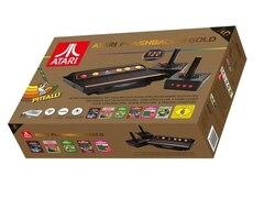 Millennium 2000 GmbH Atari Flashback Gold 8 HD Spielekonsole Schwarz