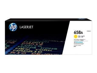 HP Toner 658A, W2002A gelb, 6000 Seiten -