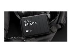 Western Digital BLACK P10 Game Drive USB3.2 Gen1 2TB 2.5zoll schwarz (WDBA2W0020BBK-WESN)