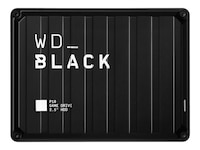 Western Digital BLACK P10 Game Drive USB3.2 Gen1 4TB 2.5zoll schwarz (WDBA3A0040BBK-WESN)